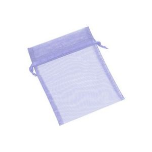 Organza Sheer Nylon Mesh Bag w/ Satin Ribbon (2