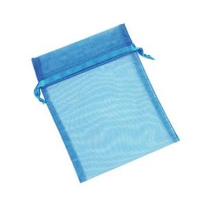 Organza Sheer Nylon Mesh Bag w/ Satin Ribbon (3